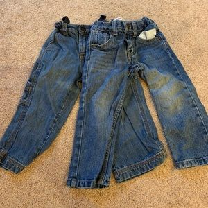 Boys Jeans 2T (Old Navy/Levi)